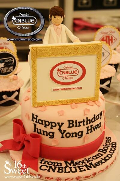 Happy Birthday Yonghwa