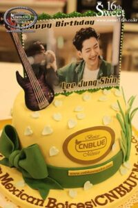Happy Birthday Jungshin
